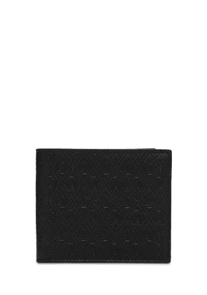 Allover Monogram Leather Wallet