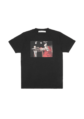 OFF-WHITE Caravaggio t-shirt Men Size L EU
