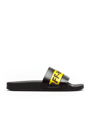 OFF-WHITE Industrial sliders Men Size 38 EU