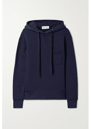 Alex Mill - Hollis French Cotton-terry Hoodie - Navy