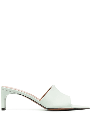 ATP Atelier pointed slip-on mules - Green