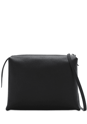 Nu Twin Grained Leather Bag