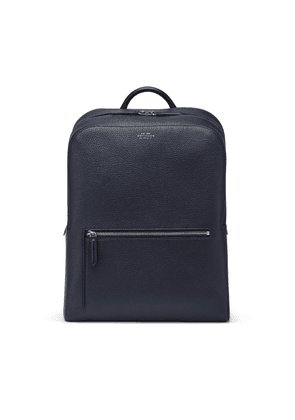 Smythson Ludlow Zip Around Backpack