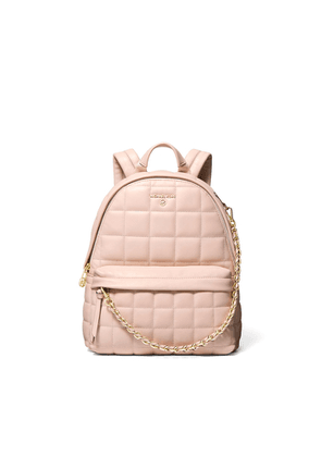 MICHAEL Michael Kors Slater Medium Quilted Leather Backpack