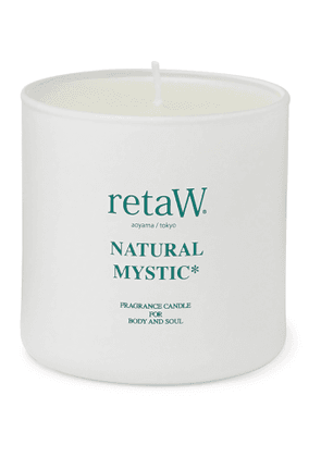 retaW - Natural Mystic Scented Candle, 145g - Men - White