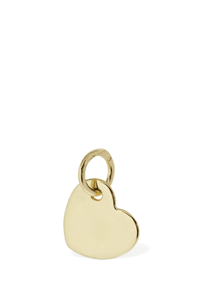 18kt Gold Cuore Charm