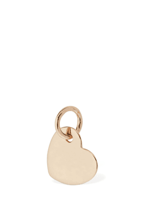 9kt Rose Gold Cuore Charm