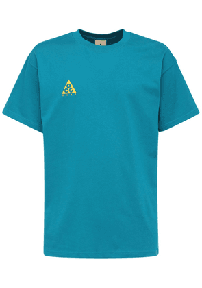 Acg Embroidery Cotton T-shirt