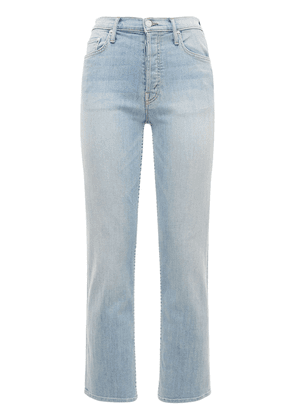 The Tomcat High Rise Cropped Jeans