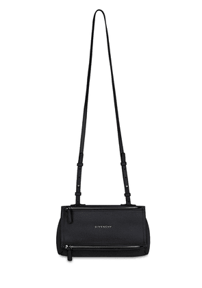 Pandora Mini Grained Leather Bag