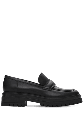 20mm Argo Leather Loafers
