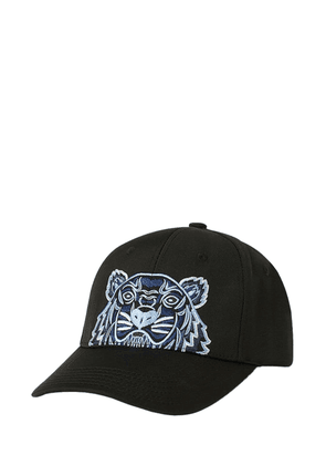 Tiger Coated Canvas Baseball Hat