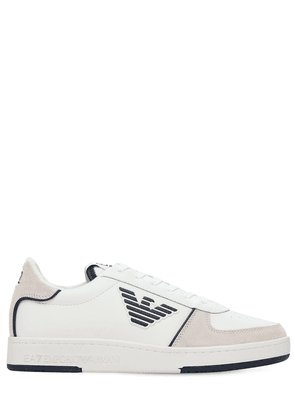 New Millennium Leather Sneakers