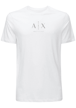Printed Logo Cotton Jersey T-shirt