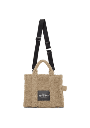 Marc Jacobs Beige The Teddy Small Traveler Tote