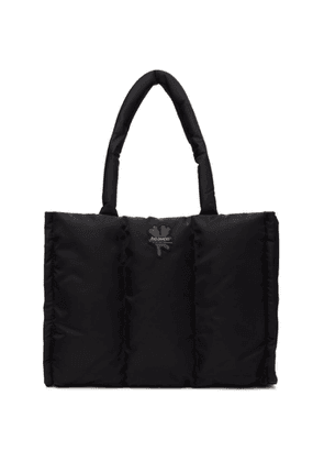 Marc Jacobs Black Heaven By Marc Jacobs Logo Tote