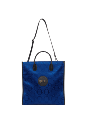 Gucci Blue Off The Grid Long Tote