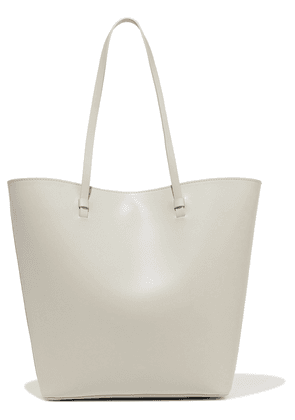 Iris & Ink Eunice Matte-leather Tote Woman Off-white Size --