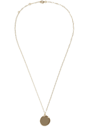 Iris & Ink Layla 18-karat Gold-plated Necklace Woman Gold Size --