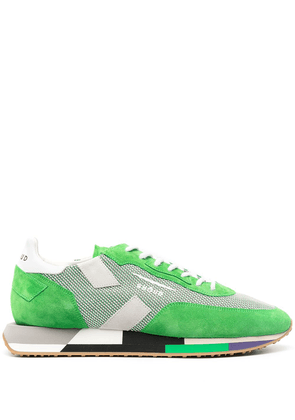 Ghoud Rush low-top sneakers - Green