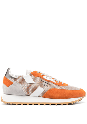 Ghoud Rush low-top sneakers - ORANGE