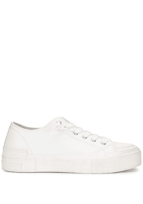 Ash platform sole sneakers - White