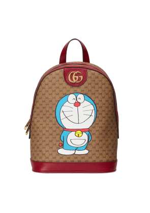 Doraemon x Gucci small backpack