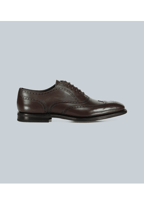 Parkstone leather brogues