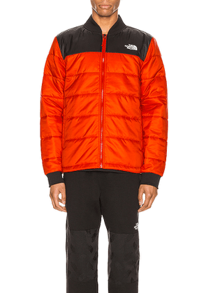 The North Face Pardee Jacket in Red. Size S.