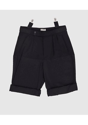 WIDE FIT ROLL UP SHORTS