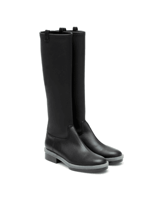 Ronky leather knee-high boots