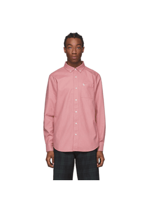 Aime Leon Dore Pink Solid Oxford Shirt