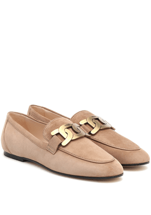 Kate suede loafers