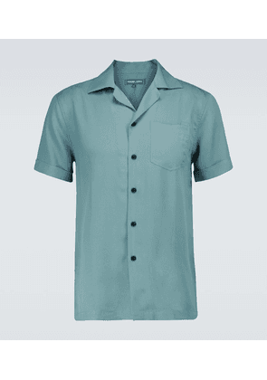 Thomas TENCEL® camp-collar shirt