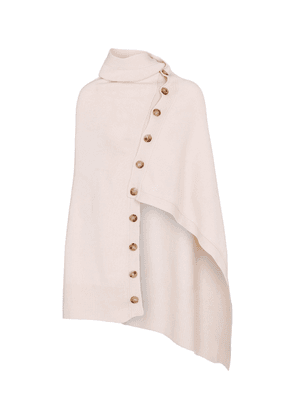 Arden wool and cashmere shawl