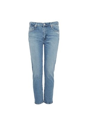 Citizens Of Humanity Harlow Blue Slim-leg Jeans