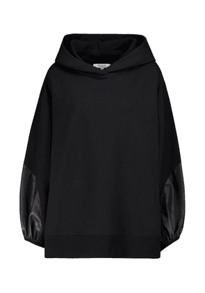 Casual Coolness cotton-blend hoodie