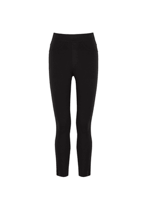 Spanx The Perfect Black Stretch-jersey Leggings