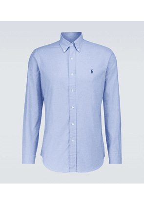 Custom-fit long-sleeved shirt
