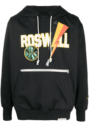 Nike Dri-FIT Rayguns basketball hoodie - Black