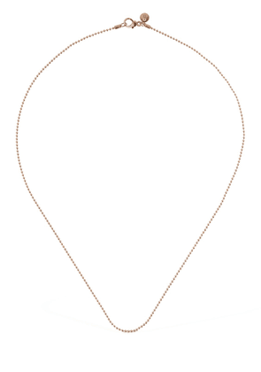 9kt Rose Gold Bollicine Chain Necklace
