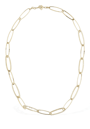 Louise Crystal Chain Necklace