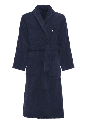 Soft Cotton Terrycloth Bathrobe