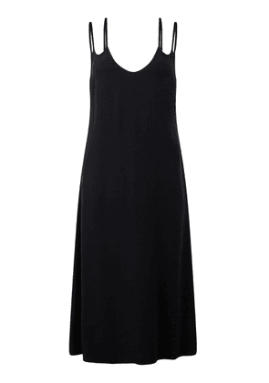 Beaufille Elea Crepe Midi Dress