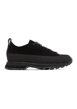 Feit SSENSE Exclusive Black Winterized Lugged Runner Sneakers