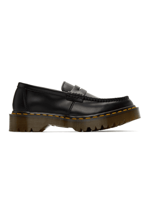 Comme des Garcons Comme des Garcons Black Dr. Martens Edition Made In England Penton Bex Loafers