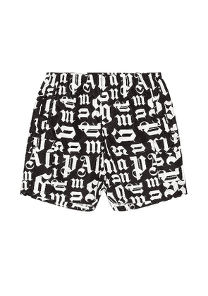 Palm Angels Swim Trunk. Size M, S, XL.