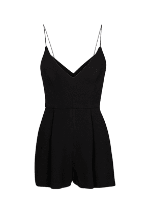 Exclusive to Mytheresa – Kane crêpe playsuit