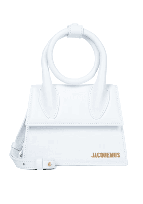 Le Chiquito Noeud leather tote