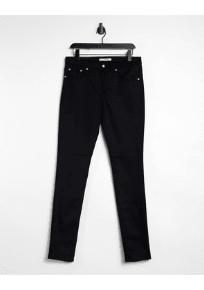 Won Hundred Patti A Stay high waist skinny jeans in black